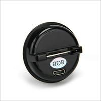 Ses Aktif ile Gizli 8G Badge Dijital Ses Kayıt Cihazı