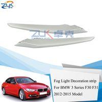ZUK решетка радиатора переднего бампера отделка лицевой панели для BMW 3 серии F30 F31 328i 320i 328d 335i 2012 2013 2014 2015 51117293105 51117293106