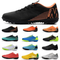 New Original Mercurial VAPORX 12 CLUB TF Mens ACC Soccer Cle...