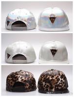 Новый ненавистник леопарда кожа серебро Snapback шляпы Casquettes chapeus мужчины женщины поп хип-хоп спорт бейсболки