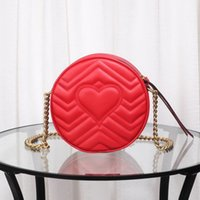 Hot sales Newest Style18cm mini famous marmont womens circul...