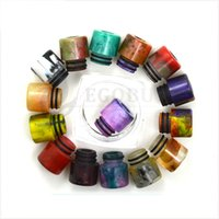 Factory price Drip tip 510 Clearomizer Epoxy Resin tips mout...