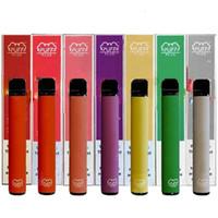 Puff Plus Одноразовые устройства E-Cigarettes Starter Kit Bars Обновить 550 мАч Батарея 3.2 мл Картриджи Vape Пустая ручка с кодом безопасности