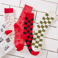 mens women designer brand Cotton socks sock version of large...