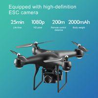 Drohne Luftaufnahmen lange Lebensdauer der Batterie wifi Karte Übertragung quadcopter Spielzeug Spielzeug Fernsteuerungsflugzeuge Querfeldein-Drohne