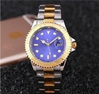 Top Brand Men' s Watch RO Luxury Watch 40mm Quartz Stain...