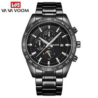 VA VA VOOM Men' s Watch Wristwatch Mens Watches Quartz S...
