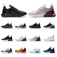 nike air max 270 Baskets pour hommes, femmes Chaussures de course a pied BARELY ROSE BE TRUE