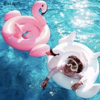 Brinquedo inflável Flutuador 2019 Swimming Anel Swim bebê Bóia