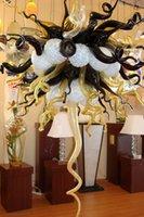 Современные Чихули стекла Люстра Свет для украшения дома энергосберегающий источник света Чихули Стиль муранского стекла Подвеска лампа