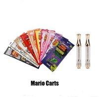 Newest MARIO CARTS CARTRIDGE with New Engraving Ceter Tube 1...