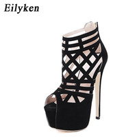 Designer Dress Shoes Eilyken Summer Women Sandals Pumps Part...