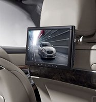 Single 10. 1 inch HD screen headrest car dvd player with HDMI...