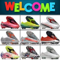 Mercurial Superfly XIII Elite Mens ACC FG Soccer Shoes Footb...