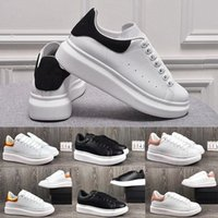 Mqueen Stan Smith Running Shoes Mens Women Lace Up Designer ...