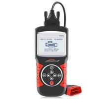 Winsun KW820 Automotive Scanner multi-idiomas Erros OBDII EOBD ferramenta de diagnóstico do carro leitor de código de diagnóstico Scanner Em espanhol