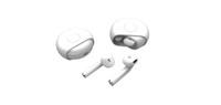 SW-E28 صحيح لاسلكية سماعات الأذن دوران تصميم سماعة بلوتوث توس تعمل باللمس إفتح اللاسلكي سماعة بلوتوث توس