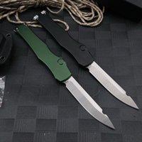 US Style Ho VI V Automatic Knife Italian Mafia Fast Open Outdoor Pocket UT85 Single Action Tactical Survival Auto Knives UT88 UT121 BM 3310 3300 3400 9600 3551 9400 BM42