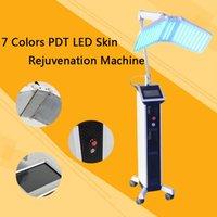 STEUERFREIE professionelle BIO-Lichttherapie Photon LED Hautverjüngung Akne-Behandlung PDT Gesichtspflege Maschine Beauty-Salon-Ausrüstung