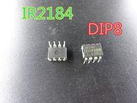 10pcs / lot Circuitos Integrados New IR2184PBF IR2184 DIP8 em frete grátis estoque