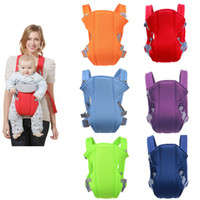 Baby Carrier Breathable Front Facing Kangaroo Adjustable str...
