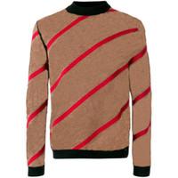20s Fashion New Pullover Pullover Männer Hoodie Langarm-Sweatshirt Herren Herbst Strick Winter-Herrenkleidung