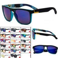 الصيف الشاطئ نظارات الرياضة في الهواء الطلق التزلج على الجليد نظارات التزلج نظارات التزلج على النظارات 731 للجنسين نظارات الشمس رجل امرأة نظارات الشمس