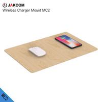 JAKCOM MC2 Kablosuz Mouse Pad Şarj Sıcak Satış Mouse Pads Bilek Masaüstü bilgisayar klavye ve fare olarak yeniden telefono movil