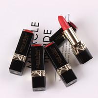 di vendita caldo 12 colori Miss Rose Mist rossetto opaco nero 600pcs tubo del rossetto quadrati trasporto libero