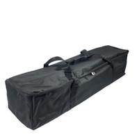معدات التصوير الفوتوغرافي استوديو ترايبود تخزين اللوازم موقف الخفيفة حقيبة التخزين المحمولة طبقة واحدة أكسفورد الصيد حقيبة رود