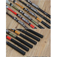 Canne da pesca 3Meter in fibra di carbonio Long Spinning Sea Carp Fishing Spinning Rods T8