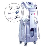 G228A Intraceuticals oxigênio máquina Facial com infusão O2 Jet Peel skincare entrega do produto LED light terapia microcorrente BIO Injection