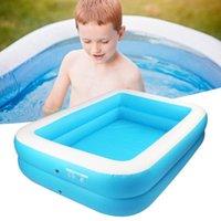 Accesorios de la piscina 2m 2 capas engrosadas inflables nadando grueso remo de verano Suministro de la fiesta para niños para niños adulto