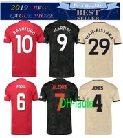 19 20 Manchester MATIC home away 3rd Soccer Jerseys FRED POG...
