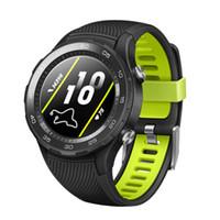 Original Seguir Huawei 2 Smart reloj de la ayuda 4G LTE llamada de teléfono del GPS NFC monitor de ritmo cardíaco Esim pulsera para el iPhone Android impermeable reloj