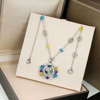 Frauen Halsketten Schmuck KubikZircon Gold 18K überzog Halsketten Frauen Hochzeit Halskette
