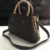 حقائب النساء montaigne مصمم حقائب عالية الجودة السيدات خمر حقائب اليد حقيبة الكتف 41055 41056