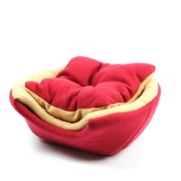 Multifunctional Foldable Warm Pet Nest Cat Bed Dog Bed Dog H...