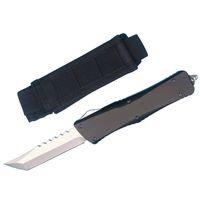 Marfione 사용자 정의 Hellhound Blade 전술 칼 D2 Tanto Stone 씻어 knifes 항공 알루미늄 손잡이 EDC 장비