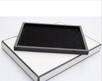 2021Arrivier petit plateau femme bijoux affichage maquillage cosmétique plateau de stockage acrylique classique organisateur platine cadeau de mariage