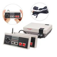 620 게임 플레이어 미니 TV 핸드 헬드 게임 콘솔 Nes 게임용 비디오 콘솔 클래식 게임 듀얼 게임 패드 게임 플레이어