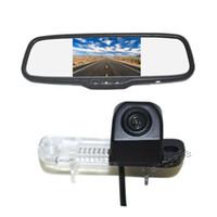 Kit de surveillance de caméra pour voiture Mercedes Benz R ML Classe GL 300 R300 R350 500 ML350