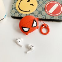 Fashion airpods case cute cartoon USA new Bluetooth headset ...