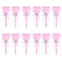 12pcs Box Surprise A Candy Dragees Heart Shape Lollipop PVC ...