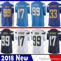 29ae5f01c Limited Los Angeles 33 Derwin James Chargers jersey 17 Philip Rivers 99  Joey Bosa Football Jerseys Color Rush