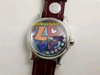 Diamanti Top FELICI 278559-3020 signore di lusso Diamond Watch donna orologio svizzero meccanico automatico 28800 VPH Zaffiro 316L acciaio impermeabile