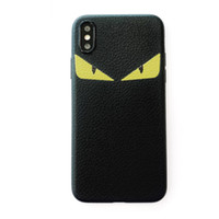 Designer Fashion Phone Cases für IPhoneX / XS IPhone7 / 8P IPhone7 / 8 6 / 6s 6 / 6sP XSMAX XR Luxus-Monster-Augen-Telefonkasten