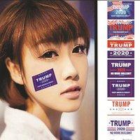 Donald Trump 2020 Başkan tutun Amerika Büyük Yüz Giyim Vücut Çıkartma Donald Trump 2020 Yüz Çıkartma Seçim Parti KKA7752 Favors
