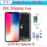 For iphone X LCD Display Black Color Touch Screen 3D Touch D...