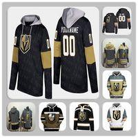 2020 Homens Vegas Golden Knights Hockey Hoodies Jersey 29 Marc-Andre Fleury 61 Mark Stone William Karlsson Erik Haula Ryan Reaves Moletons